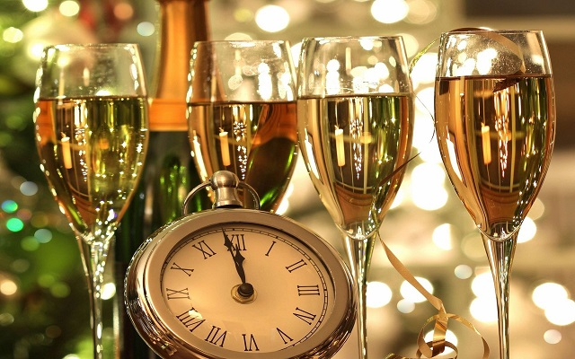 champagne-glass